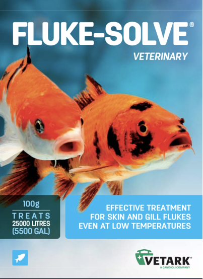Specialists Fish Treatments & Medicines   Fish Treatment Ltd